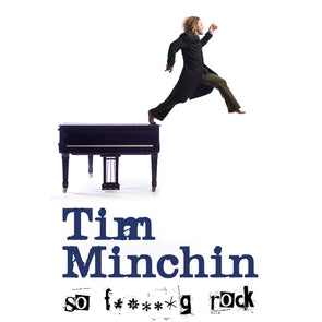 Tim Minchin: So F*****G Rock DVD