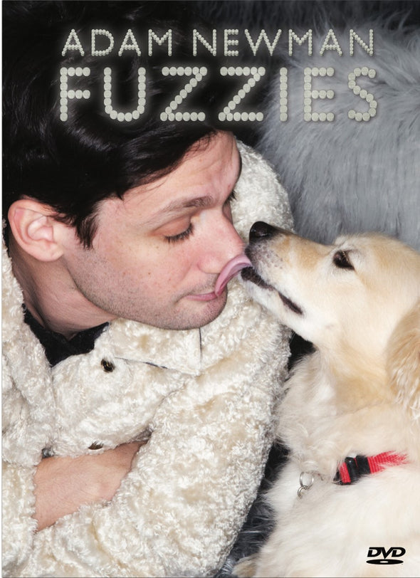 Adam Newman: Fuzzies DVD