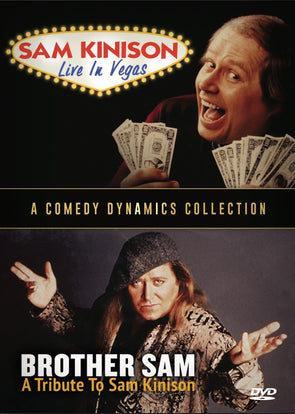 Sam Kinison: A Comedy Dynamics Collection