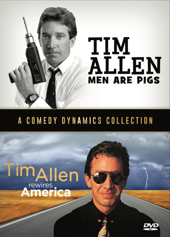 Tim Allen: A Comedy Dynamics Collection