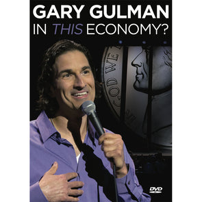 Gary Gulman: In This Economy? DVD