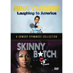 Gina Yashere Collection DVD