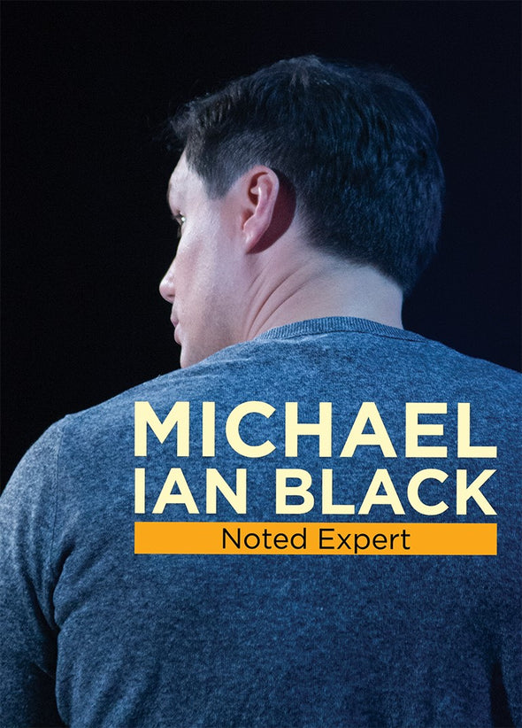 Michael Ian Black: Noted Expert
