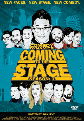 Coming to the Stage Season 1