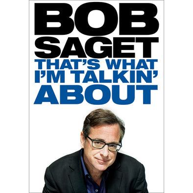 Bob Saget That's What I'm Talking About DVD
