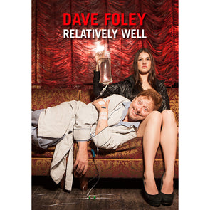 Dave Foley Relatively Well DVD