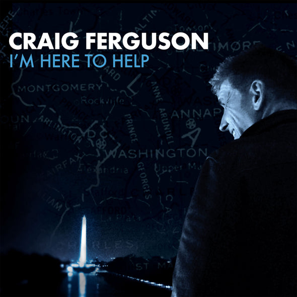 Craig Ferguson: I'm Here To Help CD