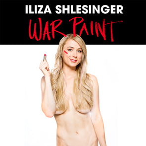 Iliza Shlesinger: War Paint CD/DVD Combo