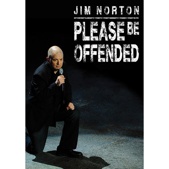Jim Norton: Please be Offended DVD