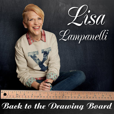 Lisa Lampanelli: Back To The Drawing Board CD