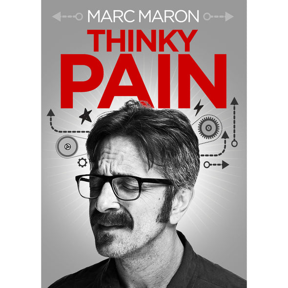 Marc Maron: Thinky Pain DVD