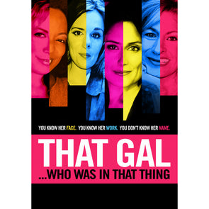 That Gal Who Was in That Thing DVD