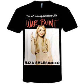 Iliza Shlesinger War Paint T-Shirt