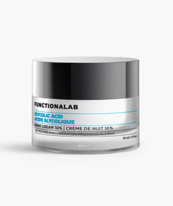 Glycolic Acid 10% Night Cream