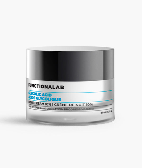Glycolic Acid Night Cream 10%