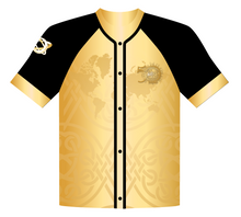 Load image into Gallery viewer, CLRG Worlds 50th Anniversary Baseball Top