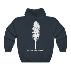 """Below the trees"" Hoodie"