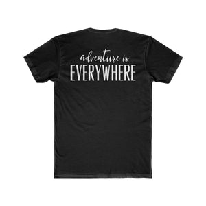 """Adventure is everywhere"" T shirt"