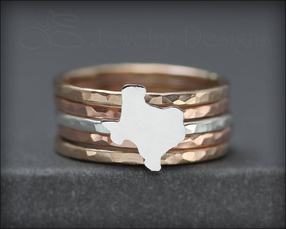 Texas Ring Set