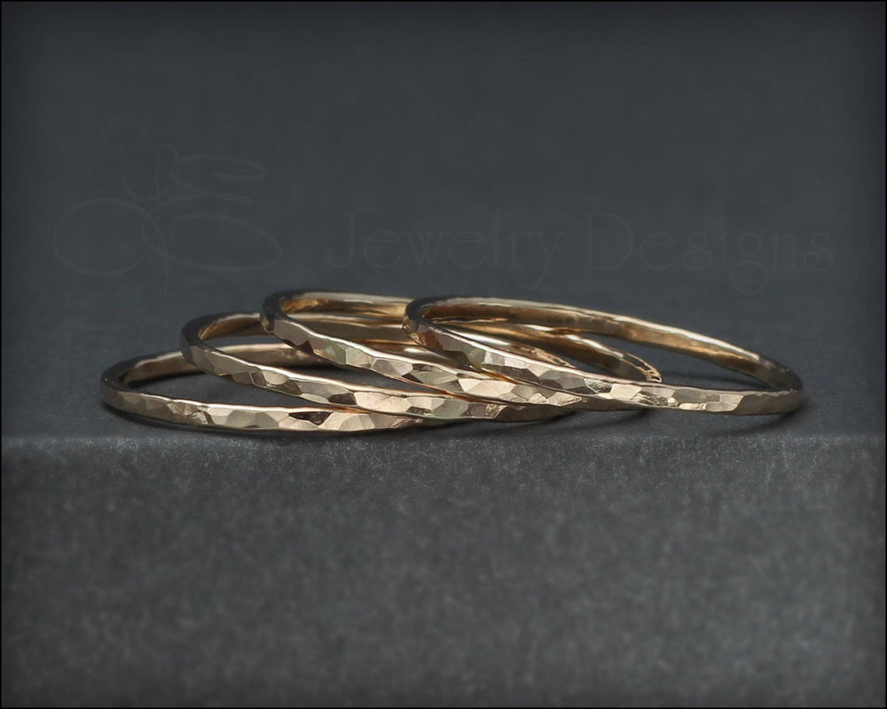 Thin Stacking Rings