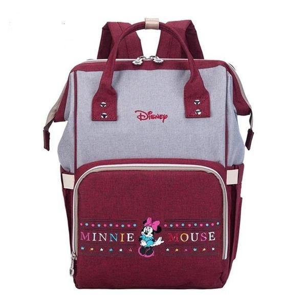 The Mamma Minnie Holiday Diaper Bag