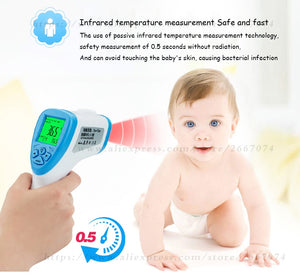 Infrared Non Contact Forehead Digital Thermometer