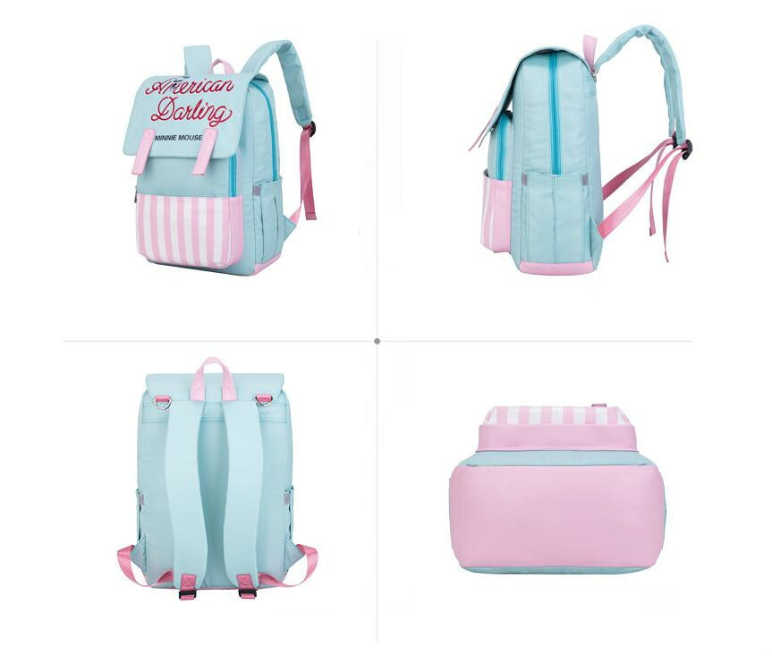 The Mamma Minnie Diaper Backpack - American Darling