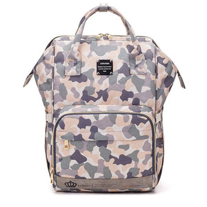 The Mamma Diaper Bag 2.0 - Camo