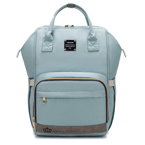The Mamma Diaper Bag 2.0 - Green