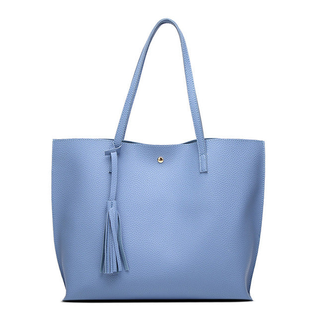 The Mamma Tote - Blue