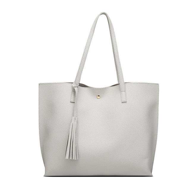The Mamma Tote - Grey