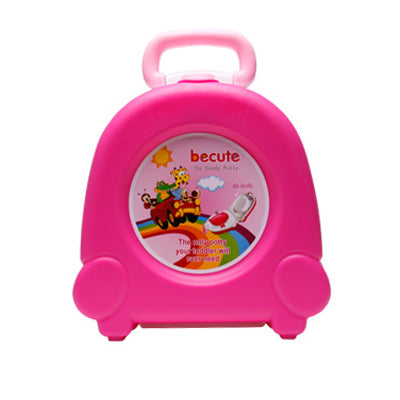 On-the-Go Portable Travel Potty - Pink
