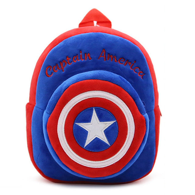 Lil' Mamma Bag - Captain America