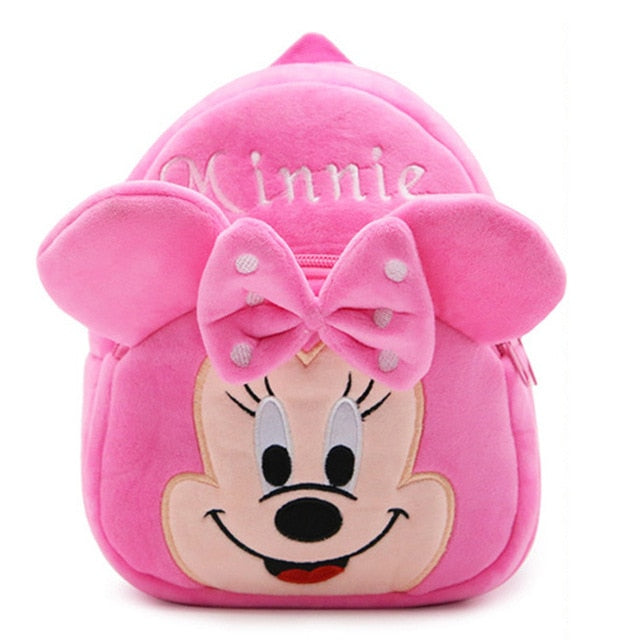 Lil' Mamma Bag - Pink Minnie