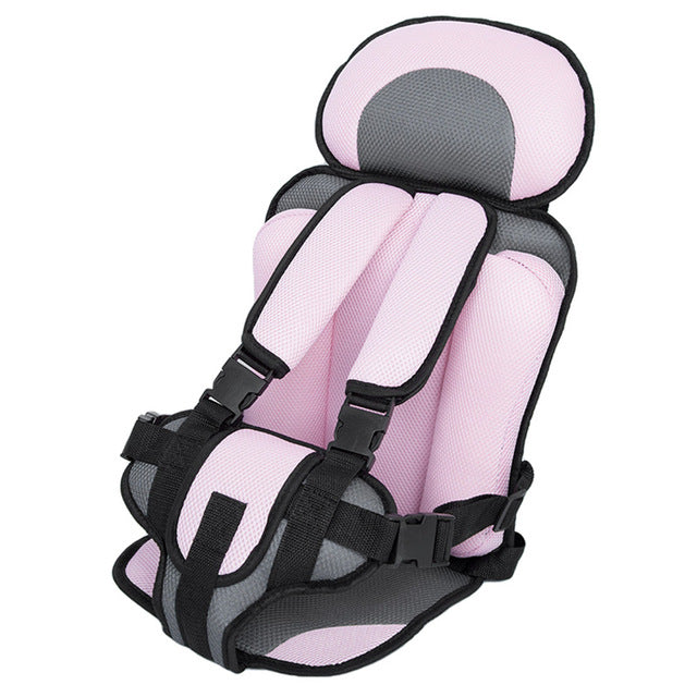 Children's Car Seat - Pink