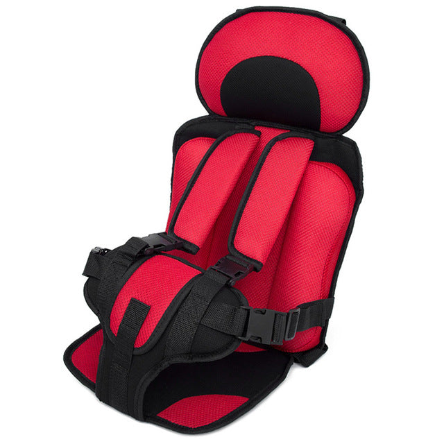 Children's Car Seat - Red