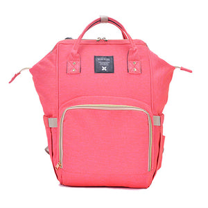 The Mamma Diaper Bag - Watermelon