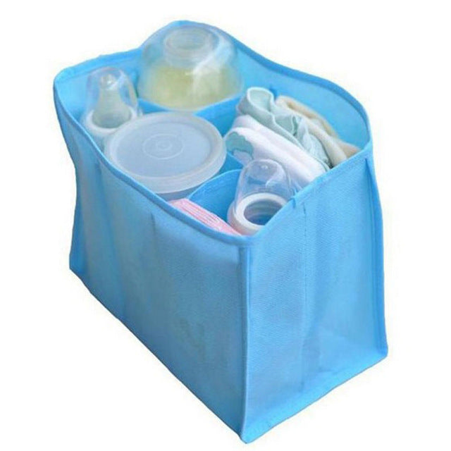 Organizer Insert - Turn Your Tote Bag into a Diaper Bag