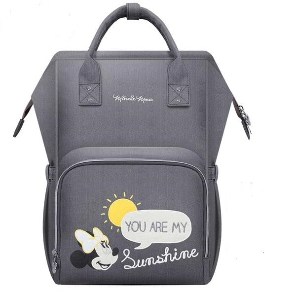 The Mamma Minnie Diaper Bag - Sunshine