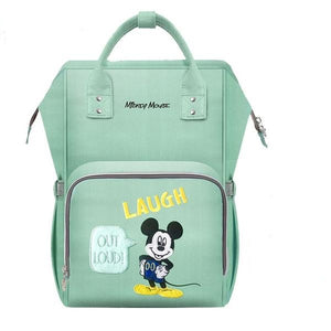 The Mamma Mickey Diaper Bag - Laugh out Loud