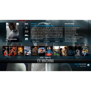 (3RD GENERATION) FIRE TV 4K WITH THE LATEST KODI 19 & PREMIUM APPS - WatchBoxHD