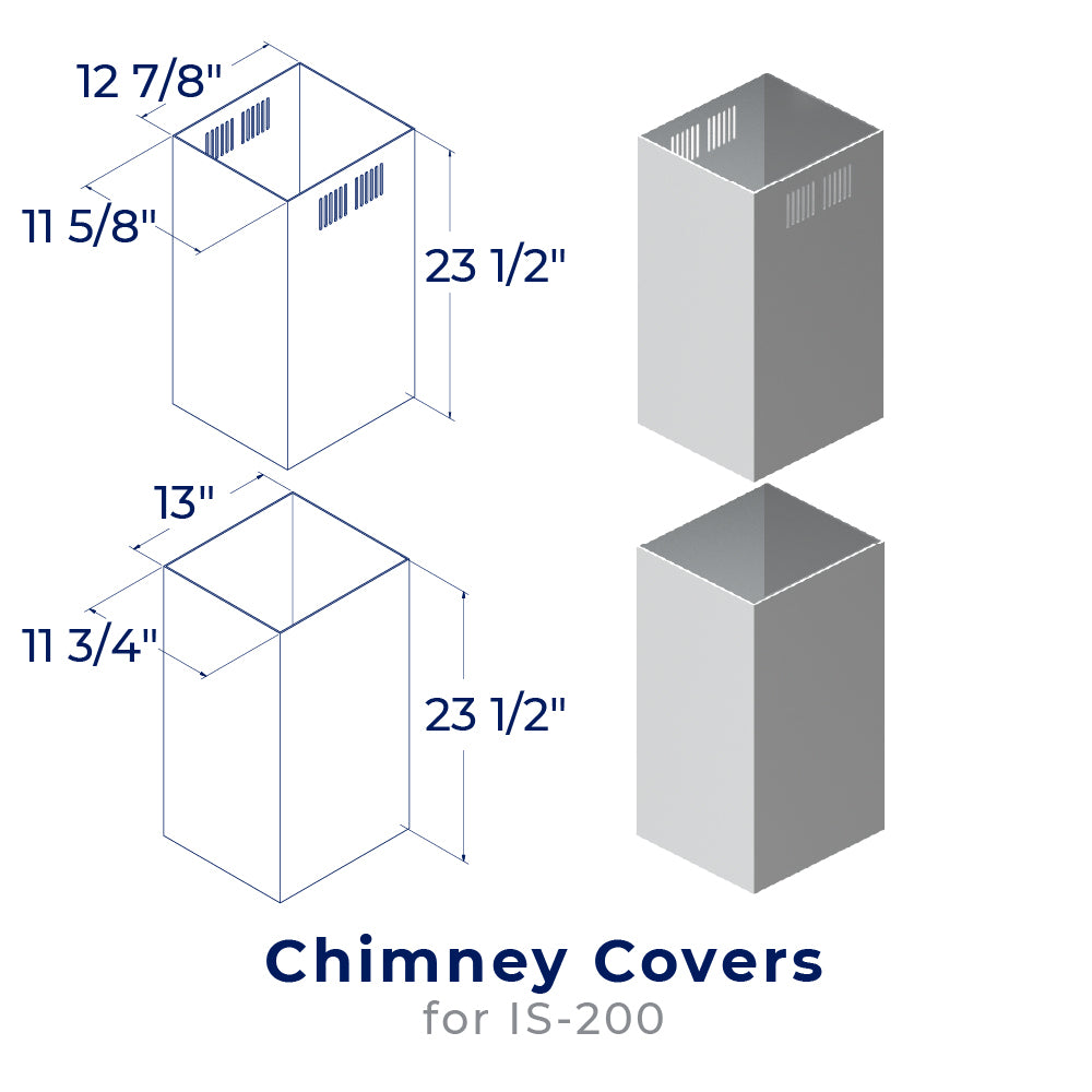 Chimney Cover Kit - CHK006 ( IS-200)