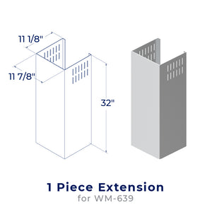 Chimney Extension - CHE003 (WM639)