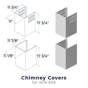 Chimney Cover Kit - CHK003 ( WM-639)