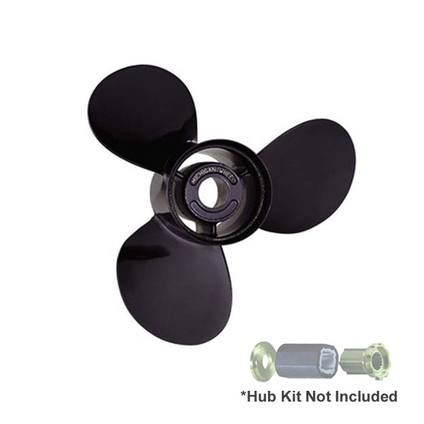 Michigan Wheel Marine 14.250R21 Aluminum 3 Blade Propeller