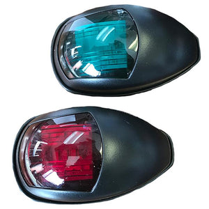 LED Navigation Lights : Black Housing