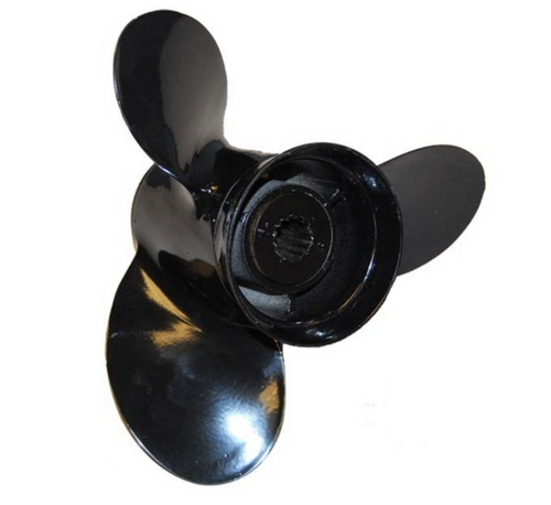 Michigan Wheel Marine Propeller 13 7/8 X 13 3 Blade Aluminum