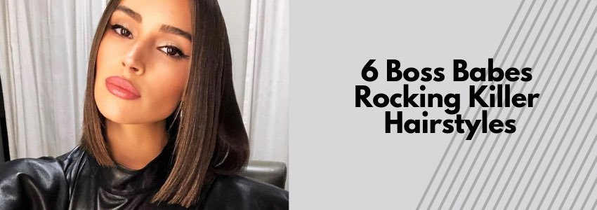 From Boardrooms with Style: 6 Boss Babes Rocking Killer Hairstyles
