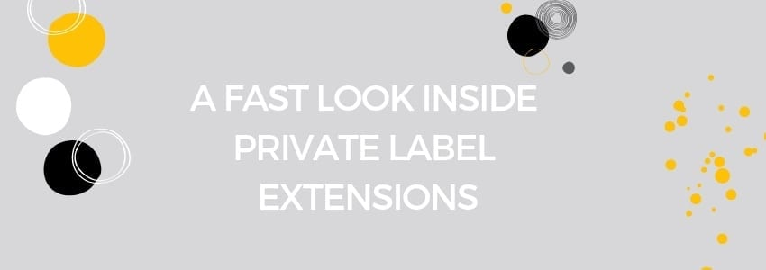 A Fast Look Inside Private Label Extensions