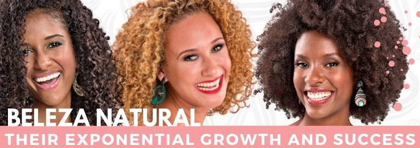 Exponential Growth with Natural Hair Salon, Beleza Natural